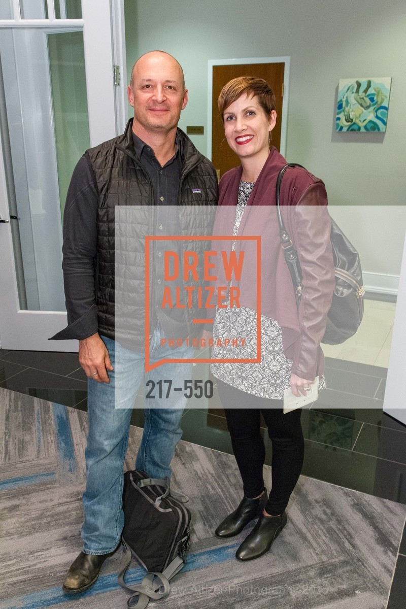 Andy Berkenfield, Jamie Katz, H2O+ World Headquarters Opening: A New Beauty for the Bay, 111 Sutter St. 111 Sutter Street, 22nd Floor, November 18th, 2015,Drew Altizer, Drew Altizer Photography, full-service agency, private events, San Francisco photographer, photographer california
