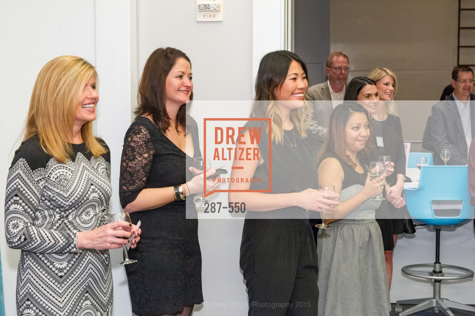Rita Zito, Dana McDonald, Stephanie Tsang, H2O+ World Headquarters Opening: A New Beauty for the Bay, 111 Sutter St. 111 Sutter Street, 22nd Floor, November 18th, 2015,Drew Altizer, Drew Altizer Photography, full-service agency, private events, San Francisco photographer, photographer california