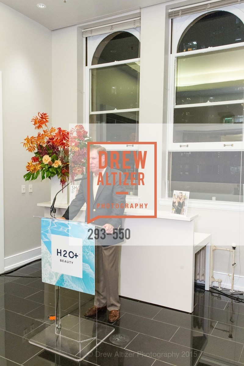 Brian Fitzpatrick, H2O+ World Headquarters Opening: A New Beauty for the Bay, 111 Sutter St. 111 Sutter Street, 22nd Floor, November 18th, 2015,Drew Altizer, Drew Altizer Photography, full-service agency, private events, San Francisco photographer, photographer california
