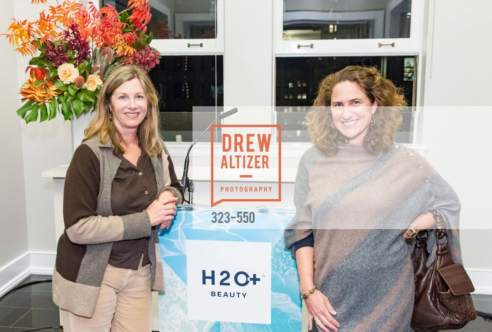 Molly Brown, Jamie Sanford, H2O+ World Headquarters Opening: A New Beauty for the Bay, 111 Sutter St. 111 Sutter Street, 22nd Floor, November 18th, 2015,Drew Altizer, Drew Altizer Photography, full-service agency, private events, San Francisco photographer, photographer california