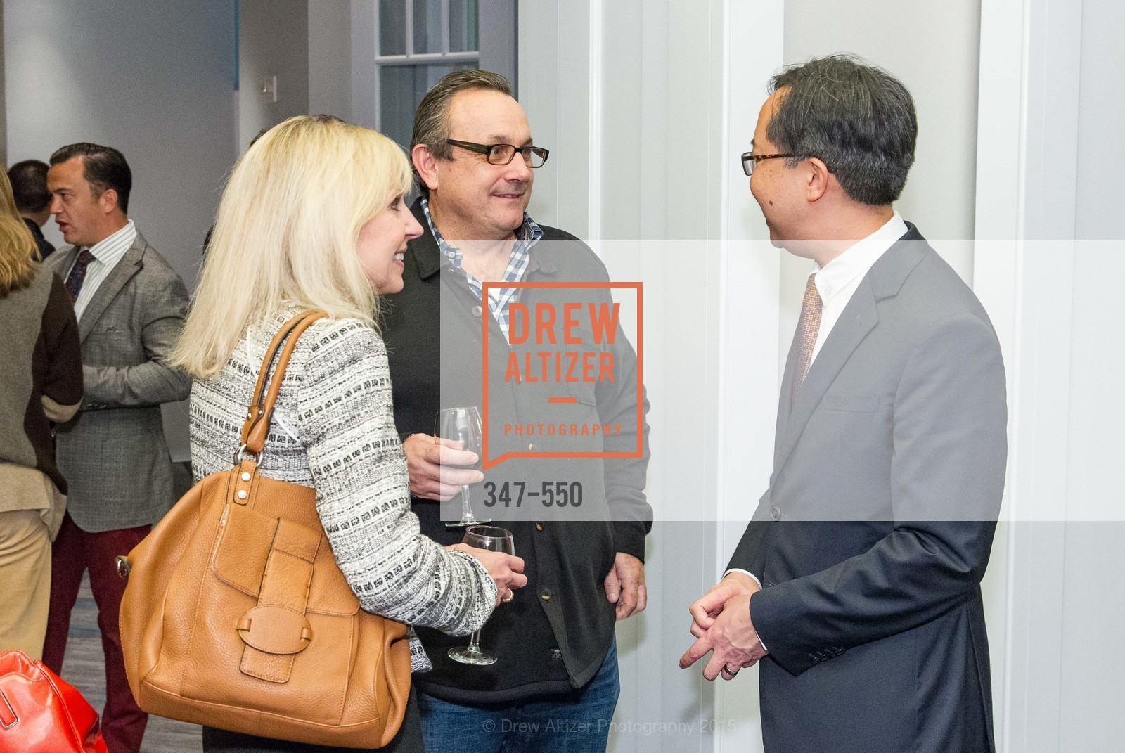 Theresa Carr, Vernon Chow, H2O+ World Headquarters Opening: A New Beauty for the Bay, 111 Sutter St. 111 Sutter Street, 22nd Floor, November 18th, 2015,Drew Altizer, Drew Altizer Photography, full-service agency, private events, San Francisco photographer, photographer california