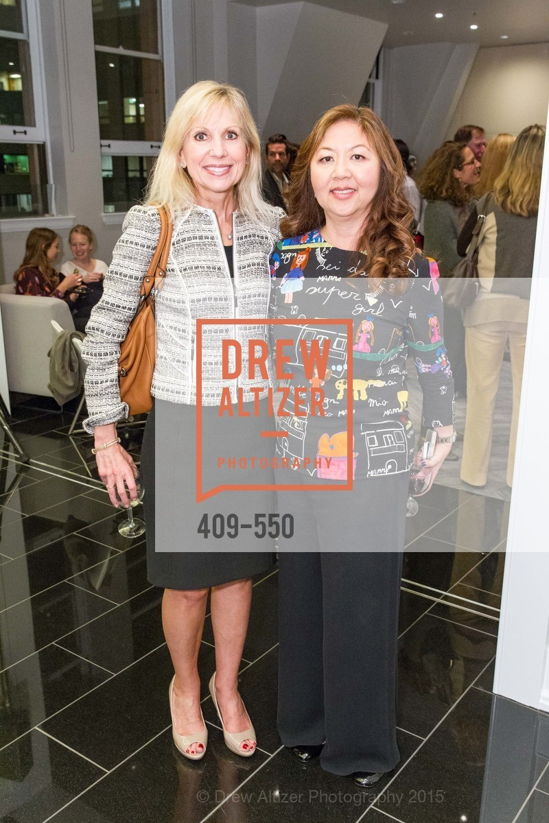 Theresa Carr, Joy Chen, H2O+ World Headquarters Opening: A New Beauty for the Bay, 111 Sutter St. 111 Sutter Street, 22nd Floor, November 18th, 2015,Drew Altizer, Drew Altizer Photography, full-service agency, private events, San Francisco photographer, photographer california