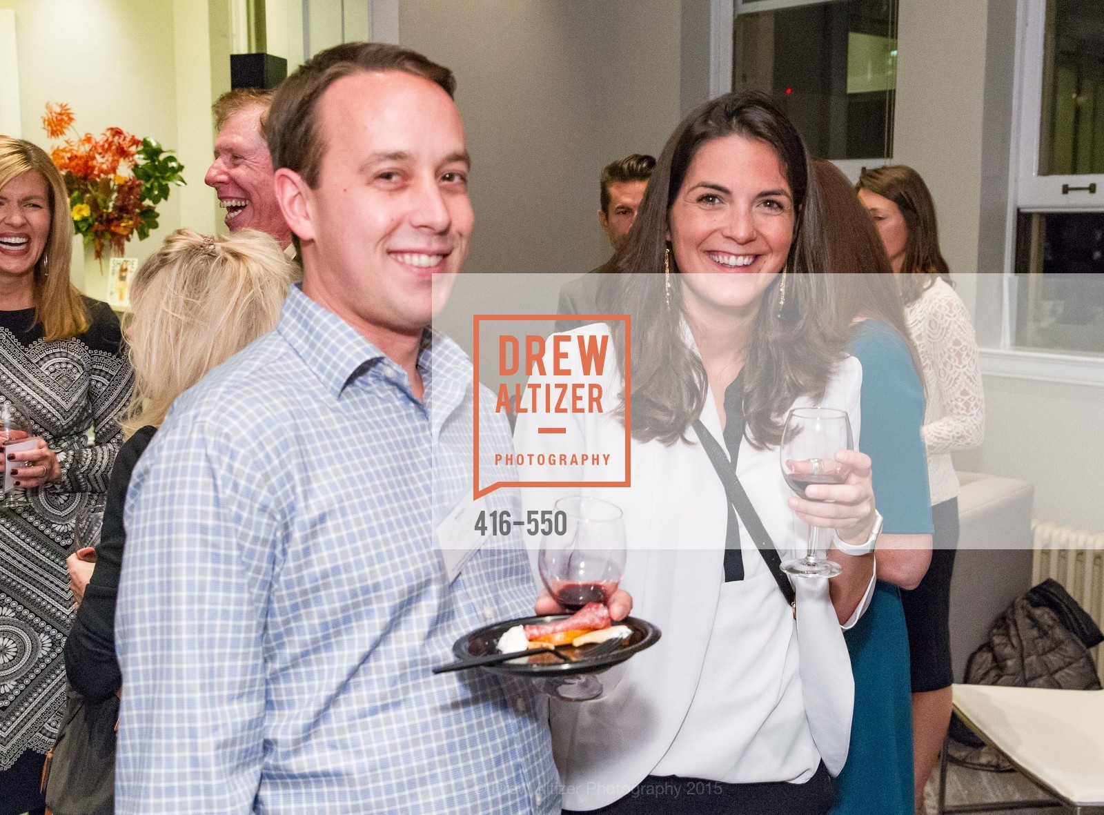 Jason Fredrick, Sophie Thomas, H2O+ World Headquarters Opening: A New Beauty for the Bay, 111 Sutter St. 111 Sutter Street, 22nd Floor, November 18th, 2015,Drew Altizer, Drew Altizer Photography, full-service agency, private events, San Francisco photographer, photographer california