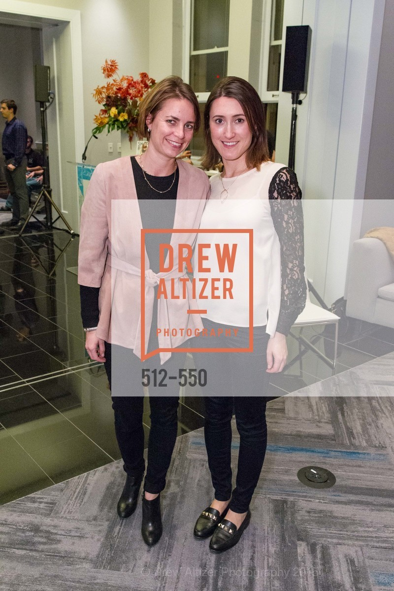 Natalie Zakeno, Lindsey Rollin, H2O+ World Headquarters Opening: A New Beauty for the Bay, 111 Sutter St. 111 Sutter Street, 22nd Floor, November 18th, 2015,Drew Altizer, Drew Altizer Photography, full-service agency, private events, San Francisco photographer, photographer california