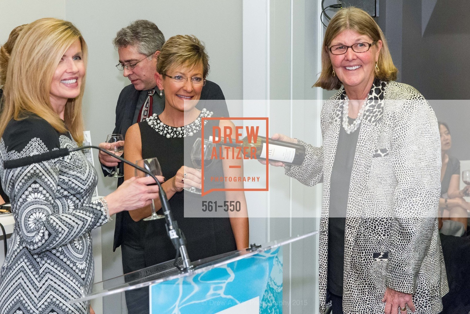 Rita Zito, Gina McGlone, H2O+ World Headquarters Opening: A New Beauty for the Bay, 111 Sutter St. 111 Sutter Street, 22nd Floor, November 18th, 2015,Drew Altizer, Drew Altizer Photography, full-service agency, private events, San Francisco photographer, photographer california
