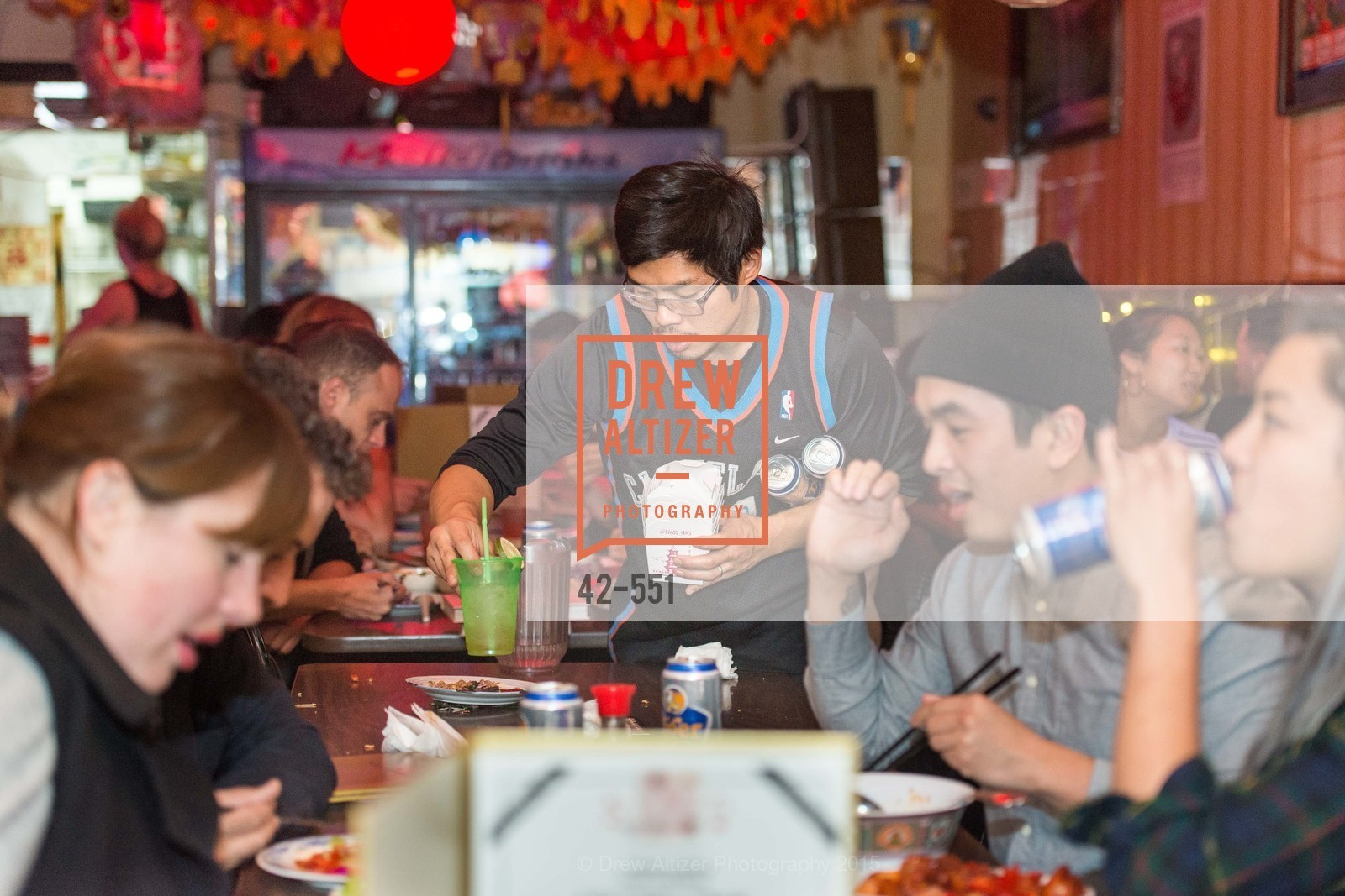 Extras, Mission Chinese Food Cookbook Release Dinner, November 16th, 2015, Photo,Drew Altizer, Drew Altizer Photography, full-service agency, private events, San Francisco photographer, photographer california