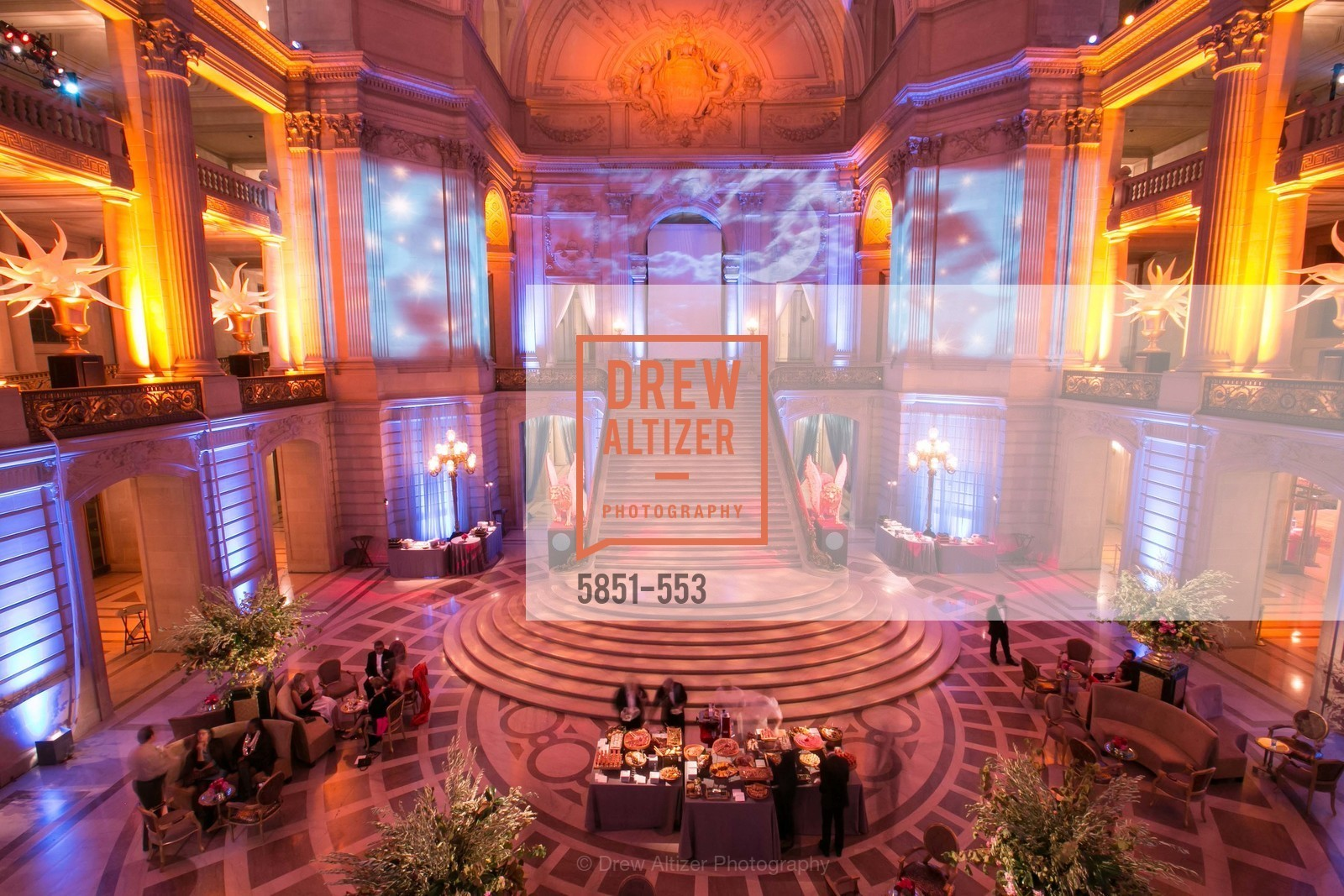 Atmosphere, SAN FRANCISCO OPERA'S 92nd Opera Ball 2014: PASSIONE, September 5th, 2014, Photo