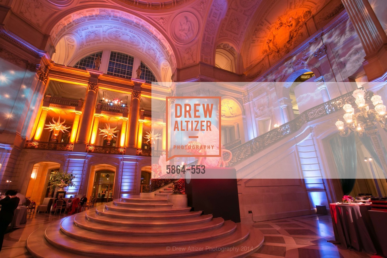 Atmosphere, SAN FRANCISCO OPERA'S 92nd Opera Ball 2014: PASSIONE, September 5th, 2014, Photo,Drew Altizer, Drew Altizer Photography, full-service agency, private events, San Francisco photographer, photographer california