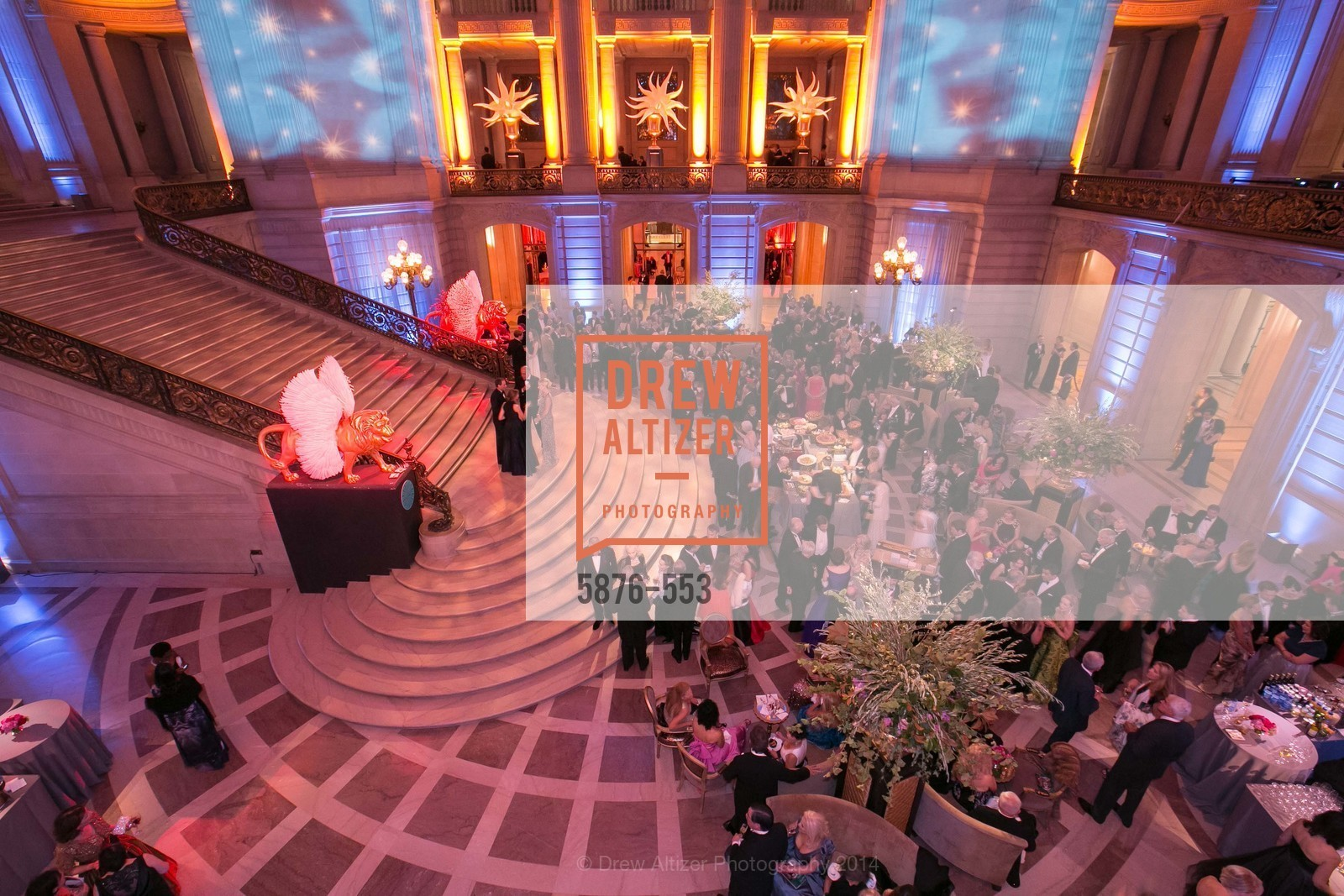Atmosphere, SAN FRANCISCO OPERA'S 92nd Opera Ball 2014: PASSIONE, September 5th, 2014, Photo,Drew Altizer, Drew Altizer Photography, full-service event agency, private events, San Francisco photographer, photographer California