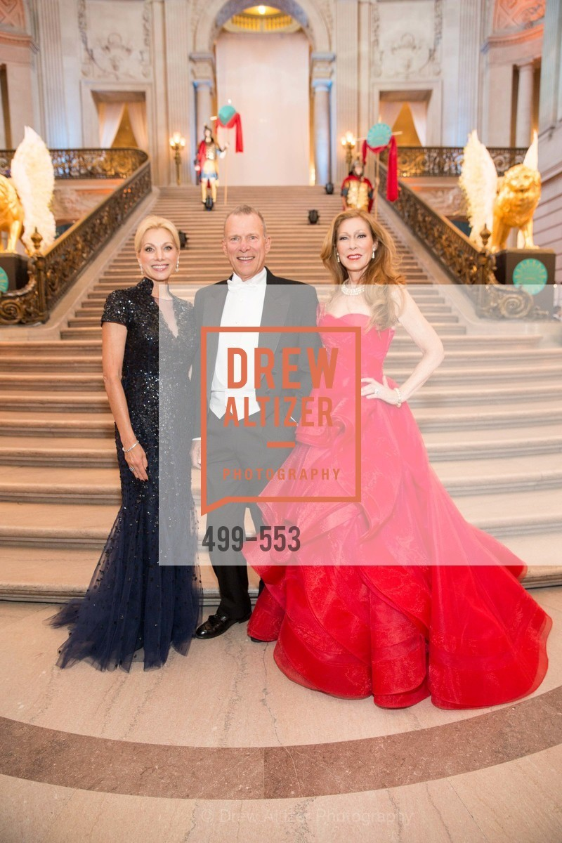Cynthia Schreuder, David Gockley, Teresa Medearis, SAN FRANCISCO OPERA'S 92nd Opera Ball 2014: PASSIONE, Opera House, September 5th, 2014,Drew Altizer, Drew Altizer Photography, full-service agency, private events, San Francisco photographer, photographer california