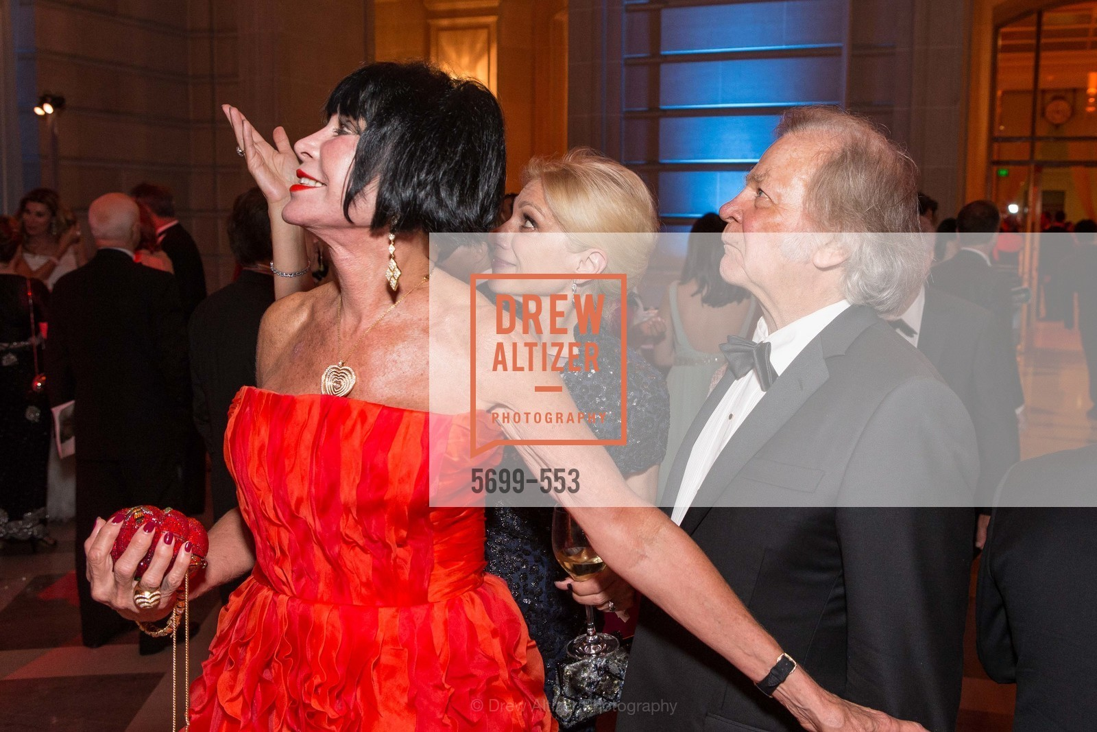 Marilyn Cabak, Cynthia Schreuder, Michael Cabak, SAN FRANCISCO OPERA'S 92nd Opera Ball 2014: PASSIONE, Opera House, September 5th, 2014,Drew Altizer, Drew Altizer Photography, full-service agency, private events, San Francisco photographer, photographer california