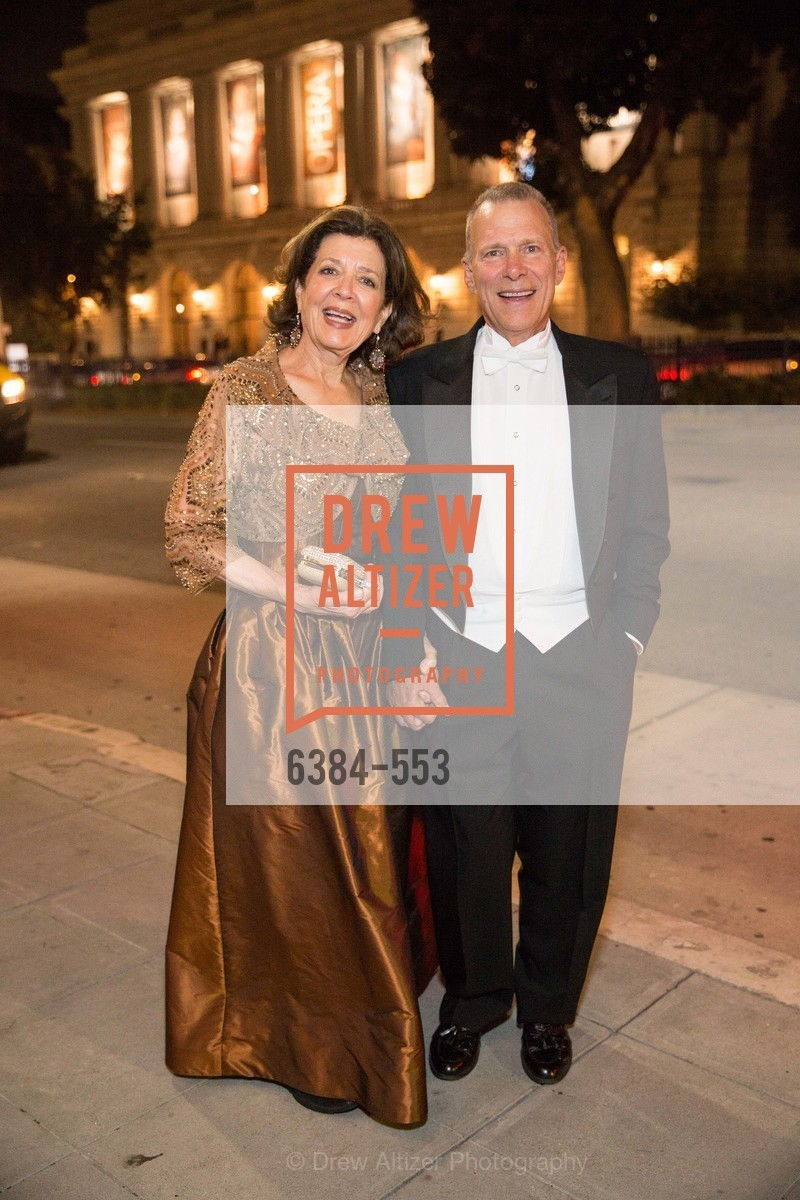 Linda Kemper, David Gockley, SAN FRANCISCO OPERA'S 92nd Opera Ball 2014: PASSIONE, Opera House, September 5th, 2014,Drew Altizer, Drew Altizer Photography, full-service event agency, private events, San Francisco photographer, photographer California