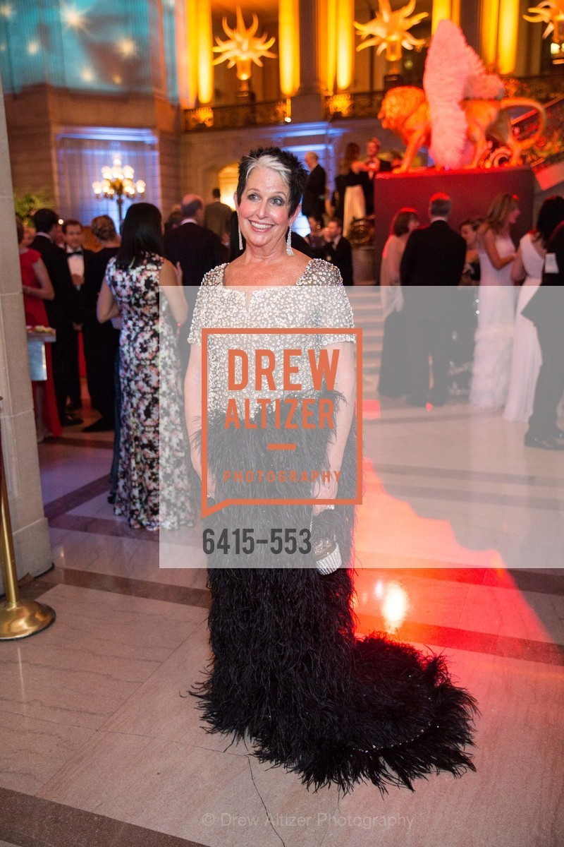 Karen Kubin, SAN FRANCISCO OPERA'S 92nd Opera Ball 2014: PASSIONE, Opera House, September 5th, 2014