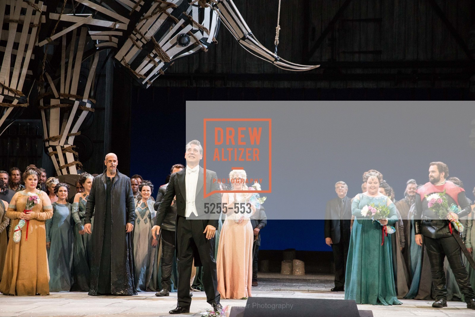 Performance, SAN FRANCISCO OPERA'S 92nd Opera Ball 2014: PASSIONE, September 5th, 2014, Photo