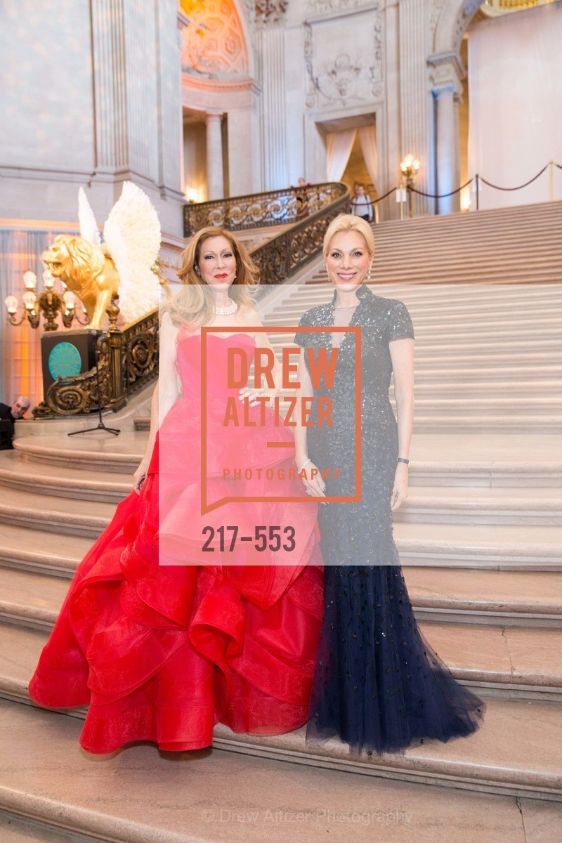Teresa Medearis, Cynthia Schreuder, SAN FRANCISCO OPERA'S 92nd Opera Ball 2014: PASSIONE, Opera House, September 5th, 2014,Drew Altizer, Drew Altizer Photography, full-service agency, private events, San Francisco photographer, photographer california