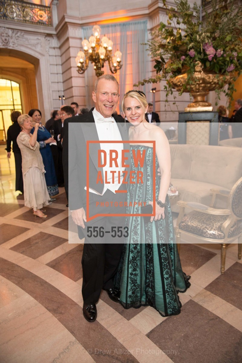 David Gockley, Jane Mudge, SAN FRANCISCO OPERA'S 92nd Opera Ball 2014: PASSIONE, Opera House, September 5th, 2014