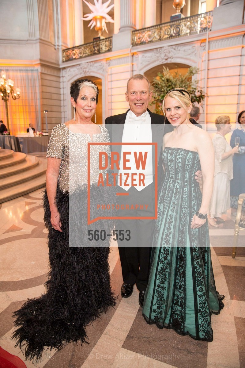 Karen Kubin, David Gockley, Jane Mudge, SAN FRANCISCO OPERA'S 92nd Opera Ball 2014: PASSIONE, Opera House, September 5th, 2014,Drew Altizer, Drew Altizer Photography, full-service agency, private events, San Francisco photographer, photographer california