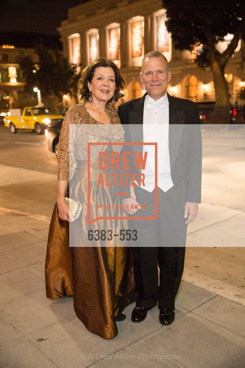 Linda Kemper, David Gockley, SAN FRANCISCO OPERA'S 92nd Opera Ball 2014: PASSIONE, Opera House, September 5th, 2014,Drew Altizer, Drew Altizer Photography, full-service agency, private events, San Francisco photographer, photographer california