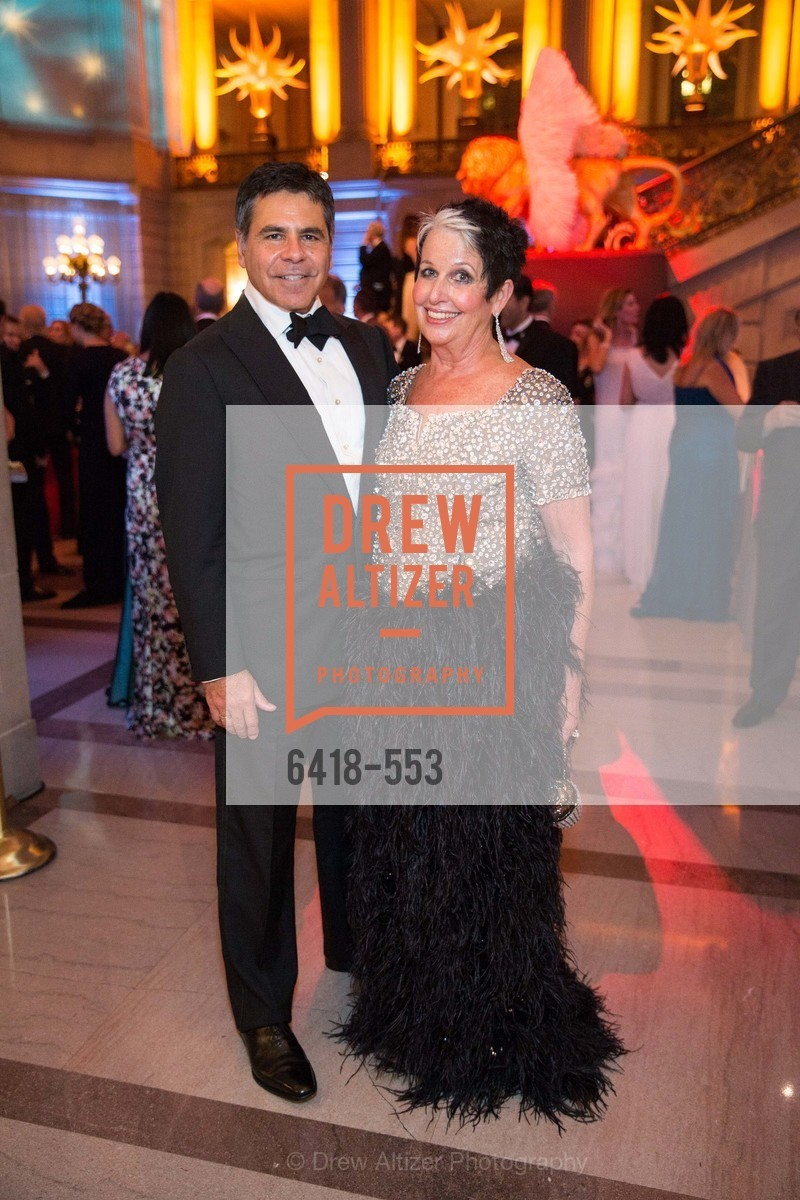 Gary Garabedian, Karen Kubin, SAN FRANCISCO OPERA'S 92nd Opera Ball 2014: PASSIONE, Opera House, September 5th, 2014,Drew Altizer, Drew Altizer Photography, full-service agency, private events, San Francisco photographer, photographer california