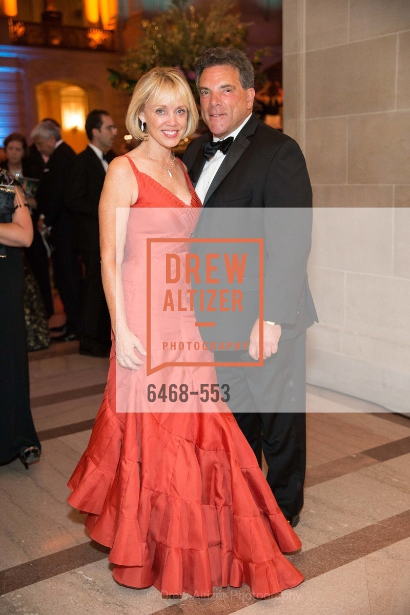 Diane Rubin, Lenny Eber, SAN FRANCISCO OPERA'S 92nd Opera Ball 2014: PASSIONE, Opera House, September 5th, 2014,Drew Altizer, Drew Altizer Photography, full-service agency, private events, San Francisco photographer, photographer california