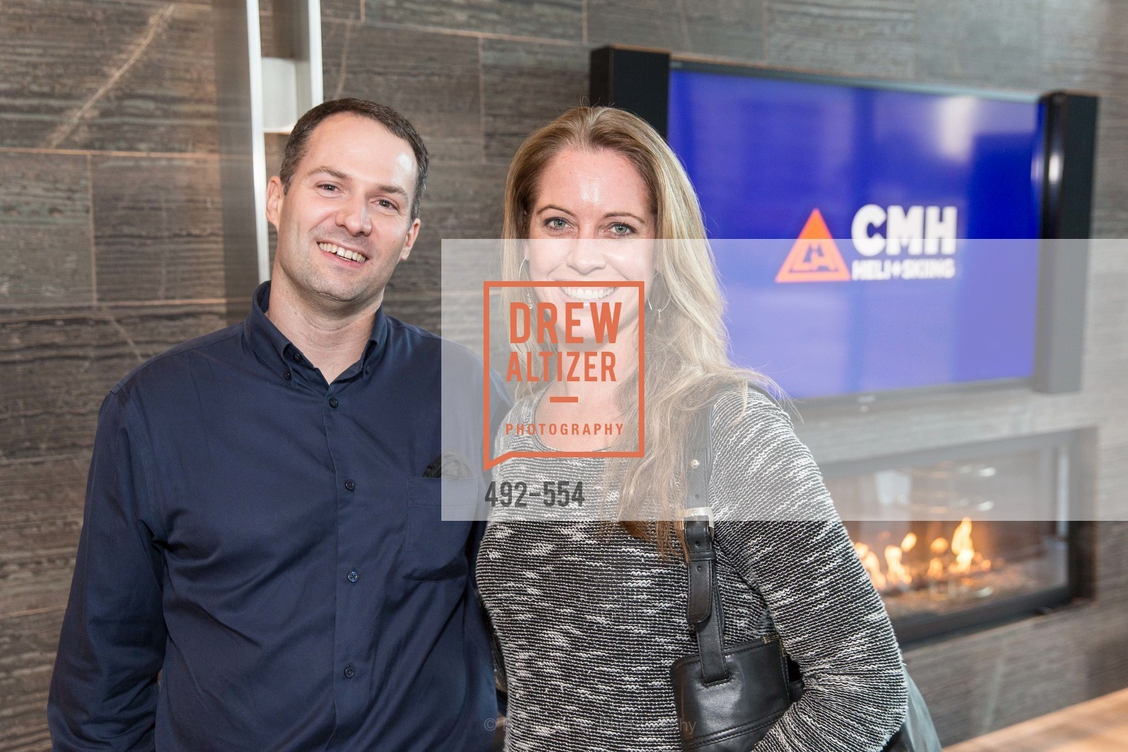 Edward Cooper, Hilary Andron, CMH HELI SKIING Event, US, September 4th, 2014,Drew Altizer, Drew Altizer Photography, full-service agency, private events, San Francisco photographer, photographer california