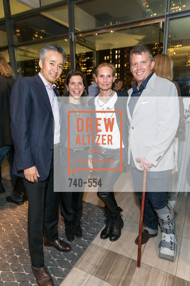 Norbu Tenzing, Susan Swig, Iwona Tenzing, Joe Flannery, CMH HELI SKIING Event, US, September 4th, 2014,Drew Altizer, Drew Altizer Photography, full-service event agency, private events, San Francisco photographer, photographer California