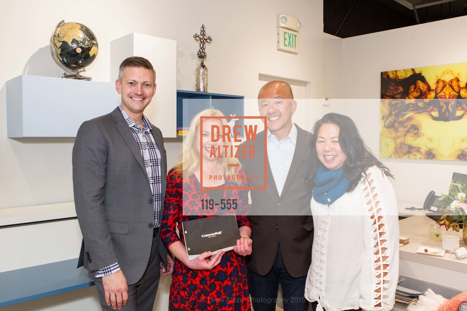 Michael Minson, Eva Eastman, Norm Fung, Pat Lee, SFC&G Real Estate Survey Reveal, Resource Furniture, November 19th, 2015,Drew Altizer, Drew Altizer Photography, full-service agency, private events, San Francisco photographer, photographer california
