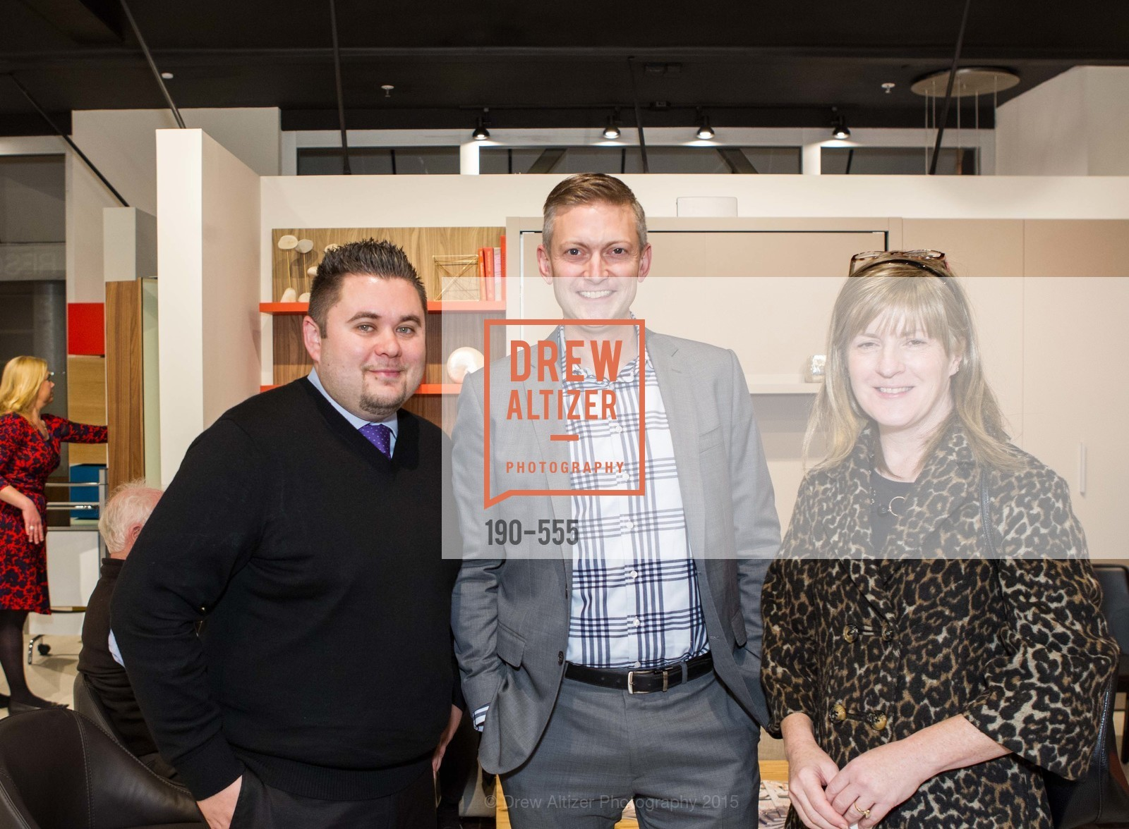 Noah Fierro, Michael Minson, Abby Day-Merchant, SFC&G Real Estate Survey Reveal, Resource Furniture, November 19th, 2015,Drew Altizer, Drew Altizer Photography, full-service agency, private events, San Francisco photographer, photographer california