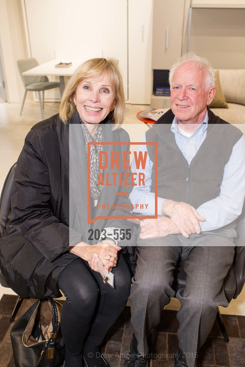 Marilyn Kallins, Jeffrey Smith, SFC&G Real Estate Survey Reveal, Resource Furniture, November 19th, 2015,Drew Altizer, Drew Altizer Photography, full-service agency, private events, San Francisco photographer, photographer california