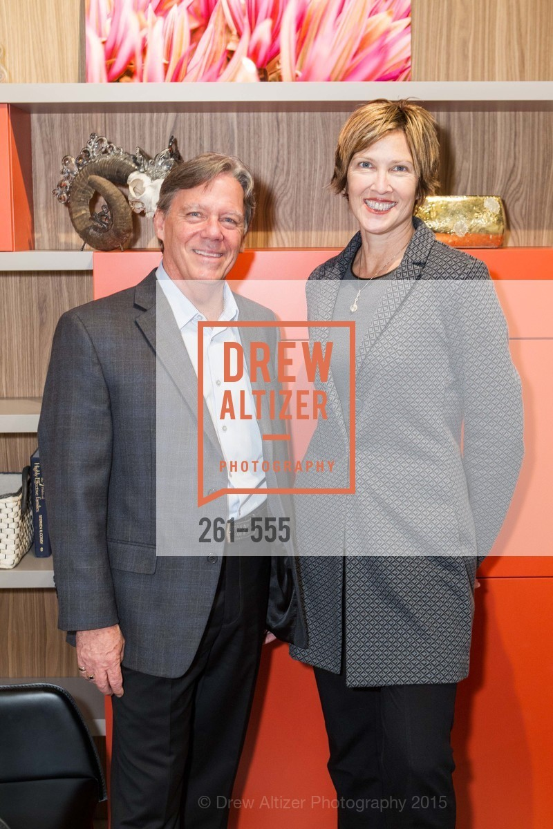 Rick Rocchiccioli, Callista Shepherd Smith, SFC&G Real Estate Survey Reveal, Resource Furniture, November 19th, 2015,Drew Altizer, Drew Altizer Photography, full-service agency, private events, San Francisco photographer, photographer california