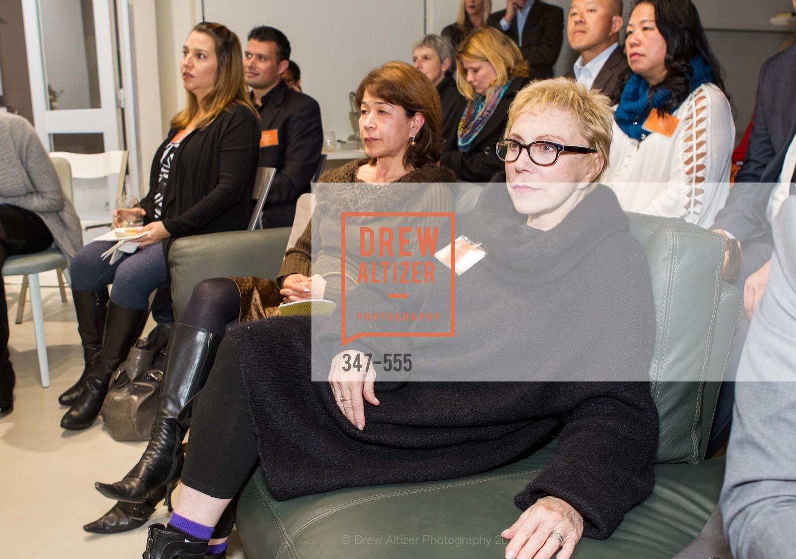 Marilyn Kallins, SFC&G Real Estate Survey Reveal, Resource Furniture, November 19th, 2015,Drew Altizer, Drew Altizer Photography, full-service agency, private events, San Francisco photographer, photographer california