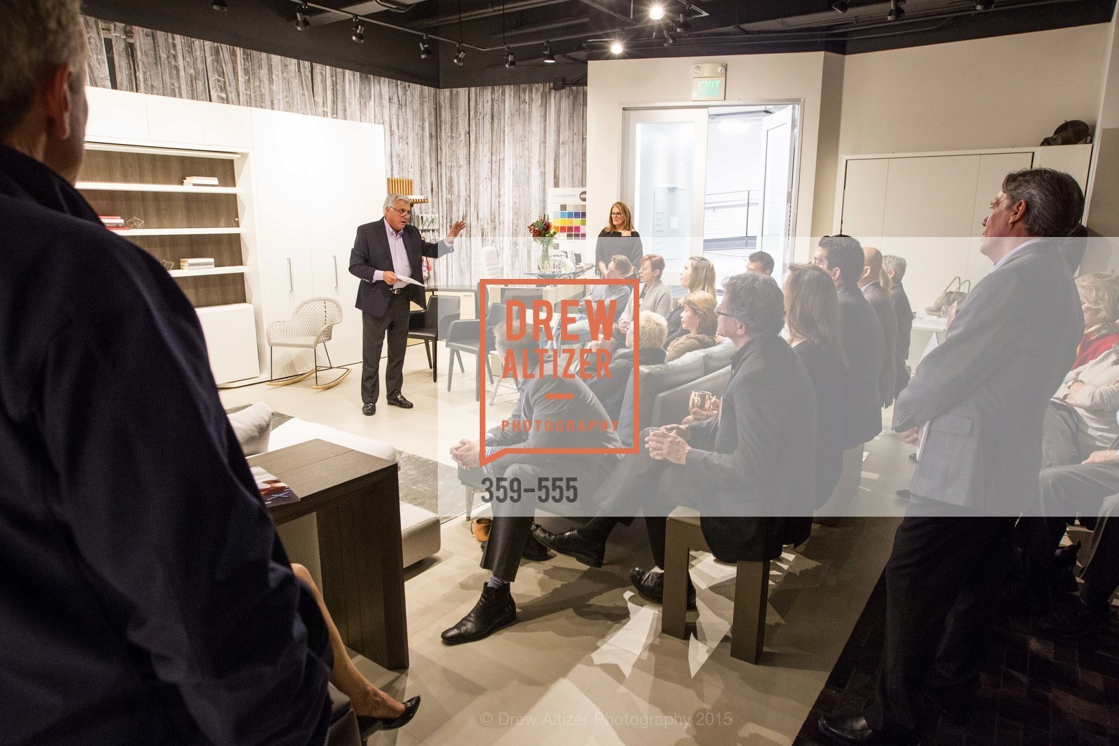 Alf Nucifora, SFC&G Real Estate Survey Reveal, Resource Furniture, November 19th, 2015,Drew Altizer, Drew Altizer Photography, full-service event agency, private events, San Francisco photographer, photographer California
