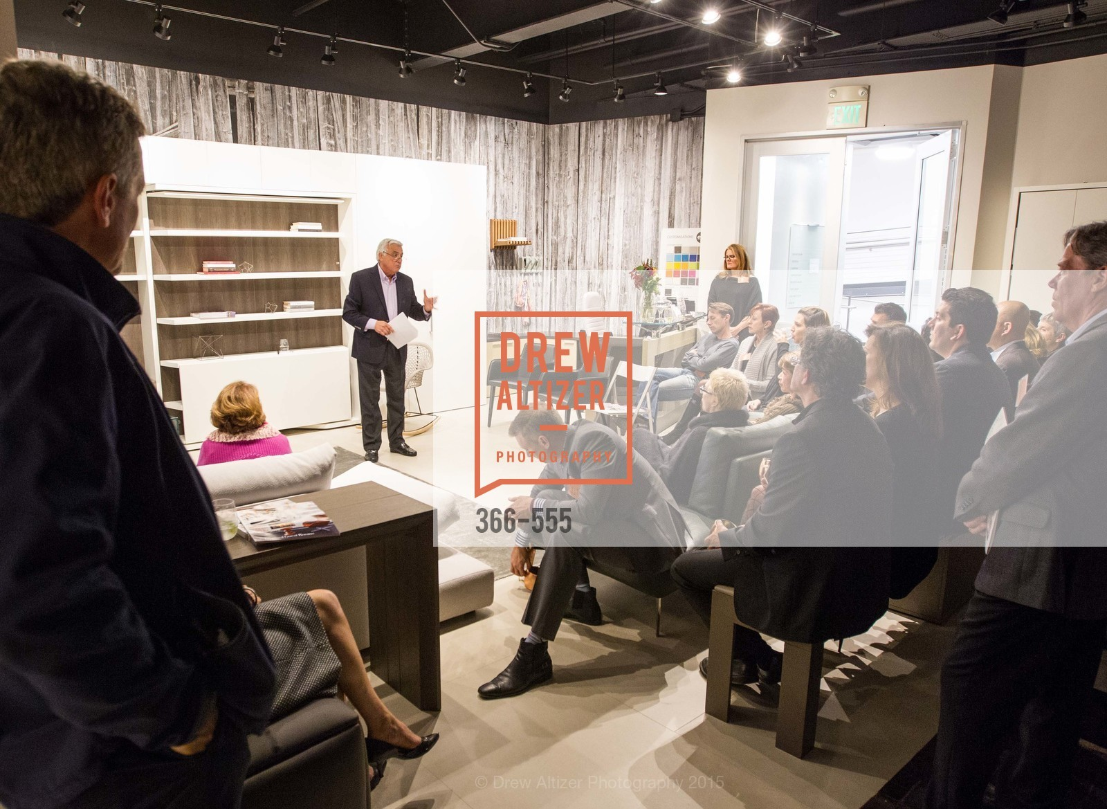 Alf Nucifora, SFC&G Real Estate Survey Reveal, Resource Furniture, November 19th, 2015,Drew Altizer, Drew Altizer Photography, full-service agency, private events, San Francisco photographer, photographer california