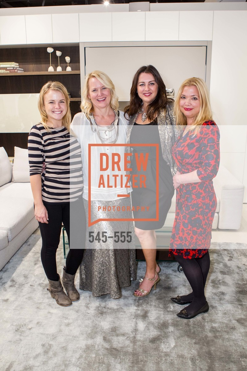 Jaimee Lowe, Lisa Blecker, Amelia Hyde, Eva Eastman, SFC&G Real Estate Survey Reveal, Resource Furniture, November 19th, 2015,Drew Altizer, Drew Altizer Photography, full-service agency, private events, San Francisco photographer, photographer california