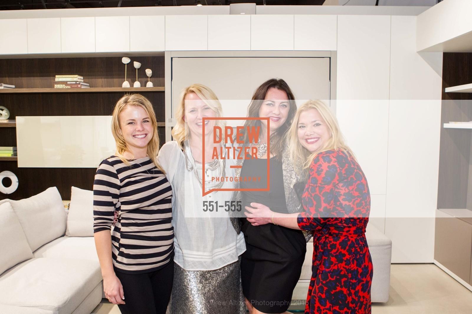 Jaimee Lowe, Lisa Blecker, Amelia Hyde, Eva Eastman, SFC&G Real Estate Survey Reveal, Resource Furniture, November 19th, 2015