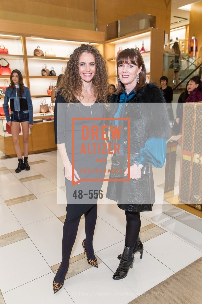 Monica Savini, Allison Speer, ELLE and Louis Vuitton Resort 2016, Louis Vuitton. 233 Geary Street, November 19th, 2015,Drew Altizer, Drew Altizer Photography, full-service event agency, private events, San Francisco photographer, photographer California