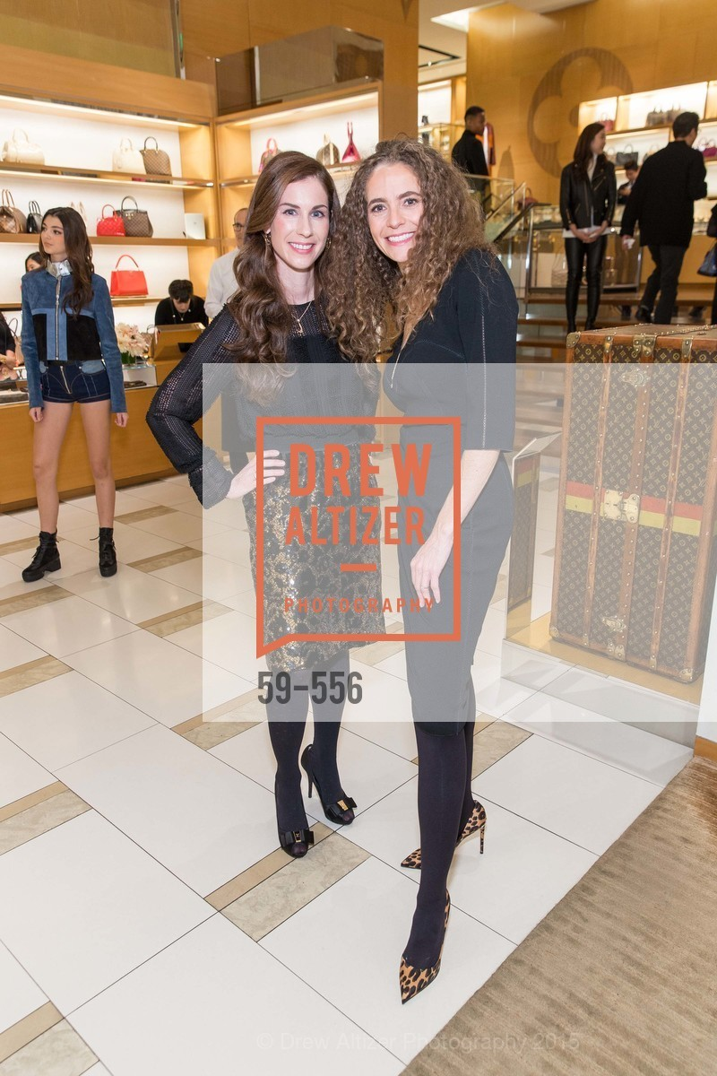 Jasmine Zdencaj, Monica Savini, ELLE and Louis Vuitton Resort 2016, Louis Vuitton. 233 Geary Street, November 19th, 2015,Drew Altizer, Drew Altizer Photography, full-service event agency, private events, San Francisco photographer, photographer California