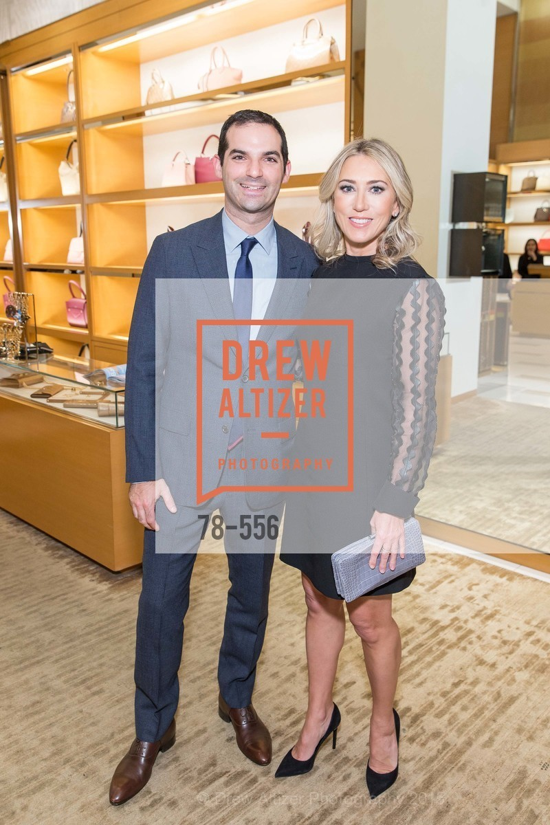 Justin Betrock, Juliet de Baubigny, ELLE and Louis Vuitton Resort 2016, Louis Vuitton. 233 Geary Street, November 19th, 2015,Drew Altizer, Drew Altizer Photography, full-service agency, private events, San Francisco photographer, photographer california