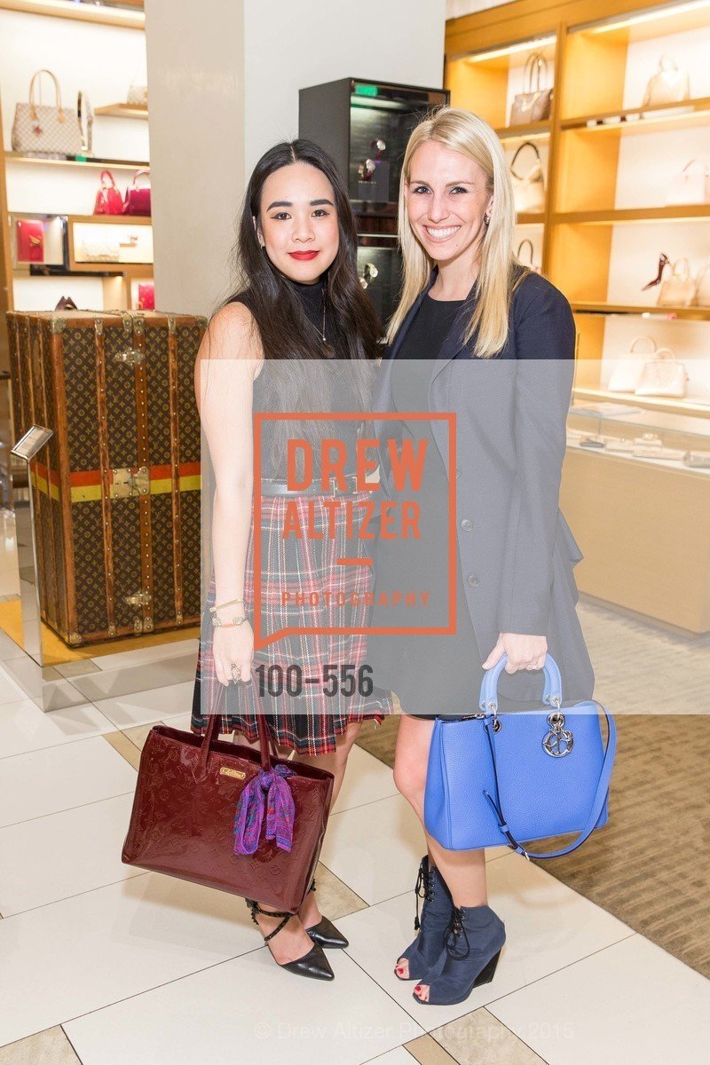 Khuyen Do, Lauren Lucido, ELLE and Louis Vuitton Resort 2016, Louis Vuitton. 233 Geary Street, November 19th, 2015,Drew Altizer, Drew Altizer Photography, full-service agency, private events, San Francisco photographer, photographer california