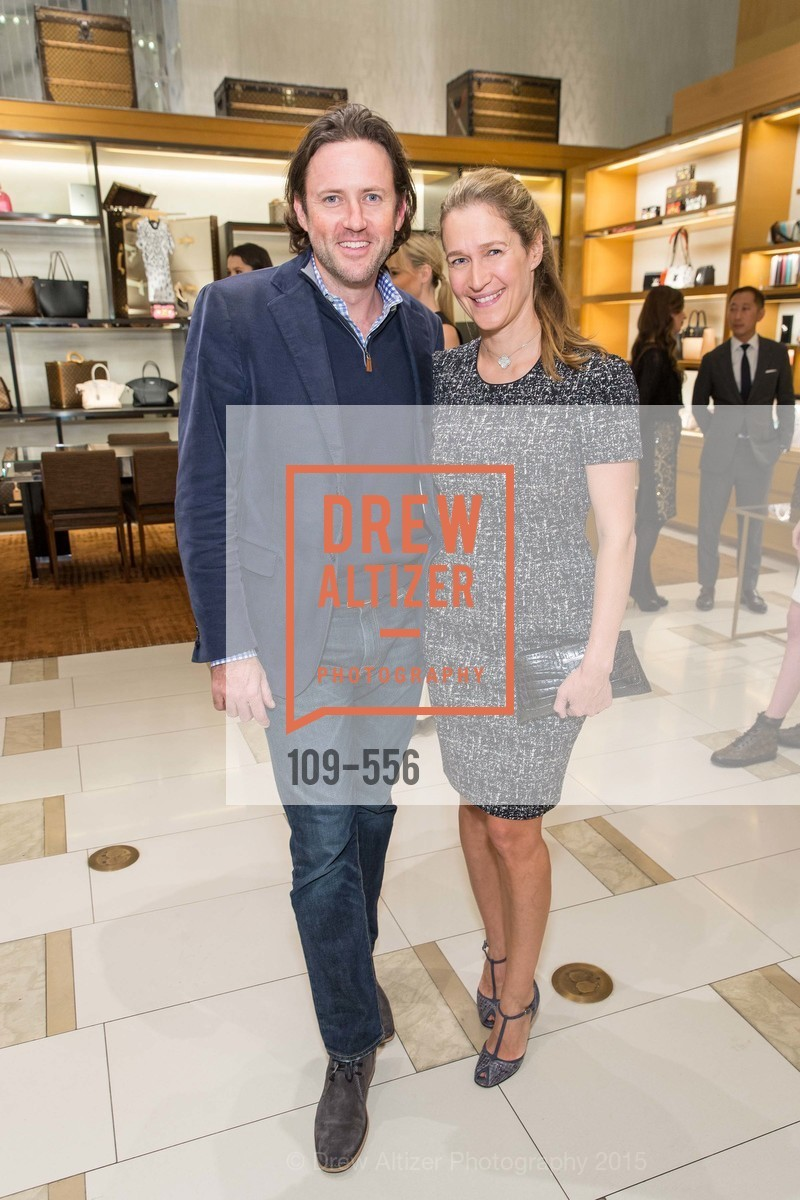 Scott Stanford, Nina Stanford, ELLE and Louis Vuitton Resort 2016, Louis Vuitton. 233 Geary Street, November 19th, 2015,Drew Altizer, Drew Altizer Photography, full-service agency, private events, San Francisco photographer, photographer california