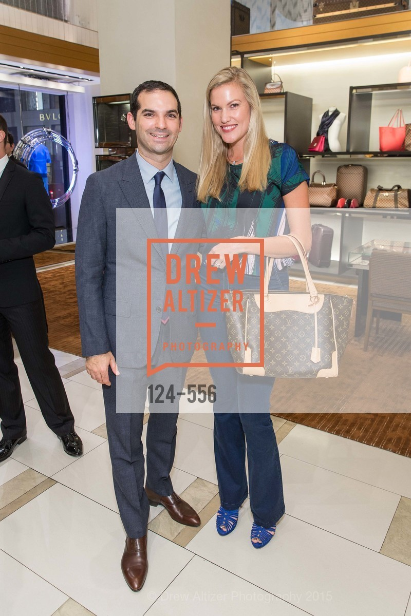 Justin Betrock, Cara Cutter, ELLE and Louis Vuitton Resort 2016, Louis Vuitton. 233 Geary Street, November 19th, 2015,Drew Altizer, Drew Altizer Photography, full-service agency, private events, San Francisco photographer, photographer california
