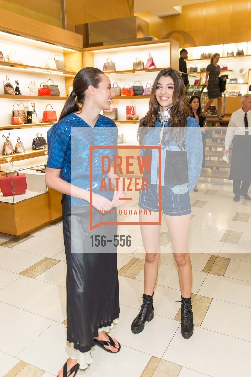 Charlotte Bell, Haley Hekking, ELLE and Louis Vuitton Resort 2016, Louis Vuitton. 233 Geary Street, November 19th, 2015,Drew Altizer, Drew Altizer Photography, full-service event agency, private events, San Francisco photographer, photographer California