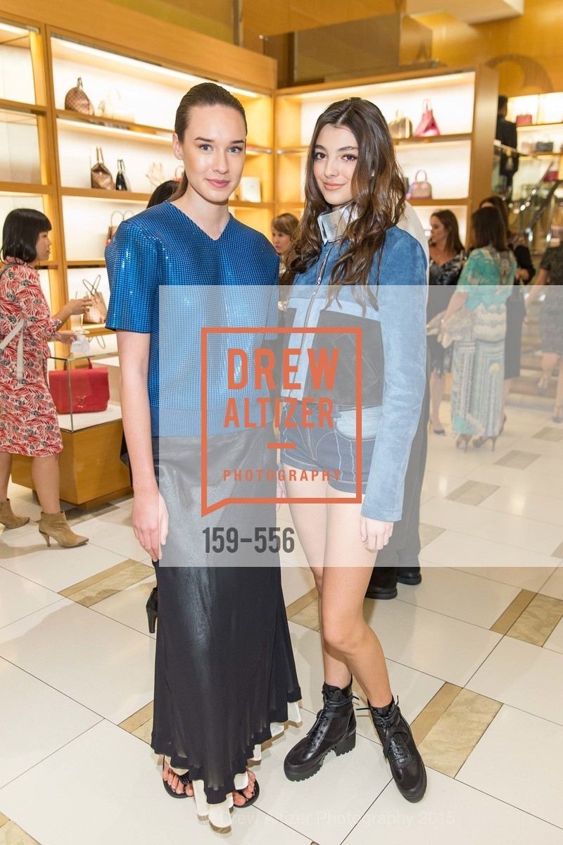Charlotte Bell, Haley Hekking, ELLE and Louis Vuitton Resort 2016, Louis Vuitton. 233 Geary Street, November 19th, 2015,Drew Altizer, Drew Altizer Photography, full-service agency, private events, San Francisco photographer, photographer california