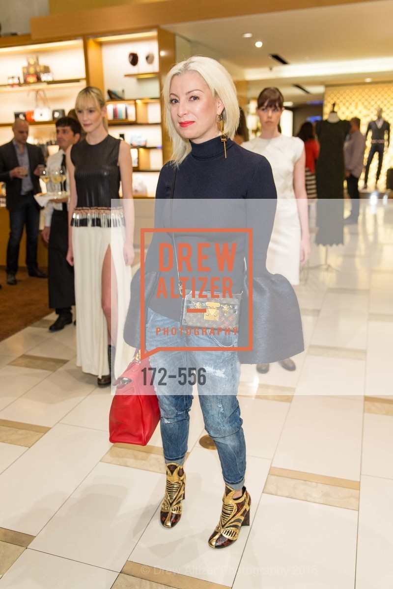 Sonya Molodetskaya, ELLE and Louis Vuitton Resort 2016, Louis Vuitton. 233 Geary Street, November 19th, 2015,Drew Altizer, Drew Altizer Photography, full-service agency, private events, San Francisco photographer, photographer california