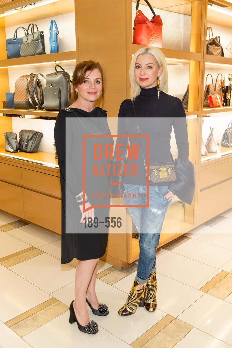 Farah Makras, Sonya Molodetskaya, ELLE and Louis Vuitton Resort 2016, Louis Vuitton. 233 Geary Street, November 19th, 2015,Drew Altizer, Drew Altizer Photography, full-service agency, private events, San Francisco photographer, photographer california