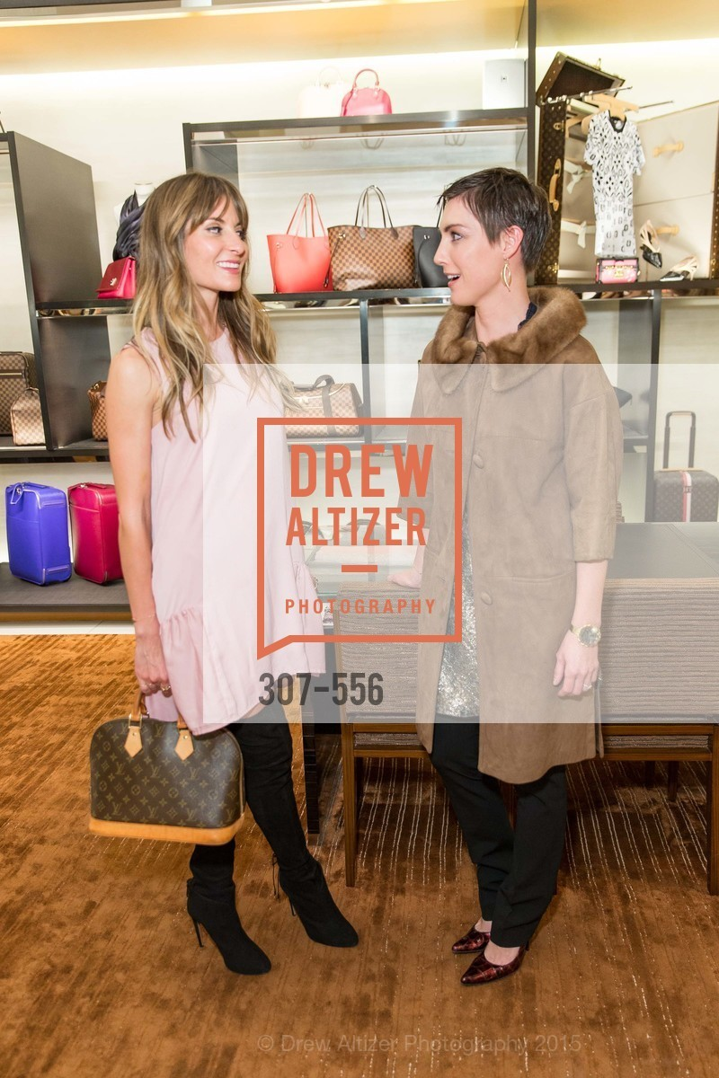 Mary Gonsalves Kinney, Glenda Corcoran, ELLE and Louis Vuitton Resort 2016, Louis Vuitton. 233 Geary Street, November 19th, 2015,Drew Altizer, Drew Altizer Photography, full-service agency, private events, San Francisco photographer, photographer california
