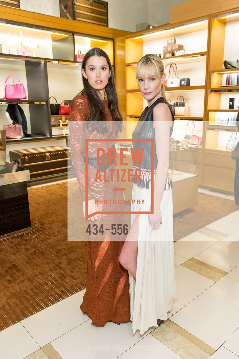Dharma Stuart, Tess Tarasen, ELLE and Louis Vuitton Resort 2016, Louis Vuitton. 233 Geary Street, November 19th, 2015,Drew Altizer, Drew Altizer Photography, full-service event agency, private events, San Francisco photographer, photographer California