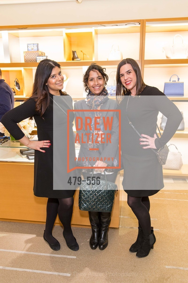 Marielle Gonzales, Maya Meux, Natalia Erickson, ELLE and Louis Vuitton Resort 2016, Louis Vuitton. 233 Geary Street, November 19th, 2015,Drew Altizer, Drew Altizer Photography, full-service agency, private events, San Francisco photographer, photographer california
