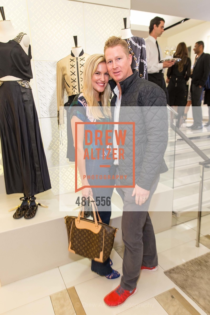 Cara Cutter, Denis Phelps, ELLE and Louis Vuitton Resort 2016, Louis Vuitton. 233 Geary Street, November 19th, 2015,Drew Altizer, Drew Altizer Photography, full-service agency, private events, San Francisco photographer, photographer california