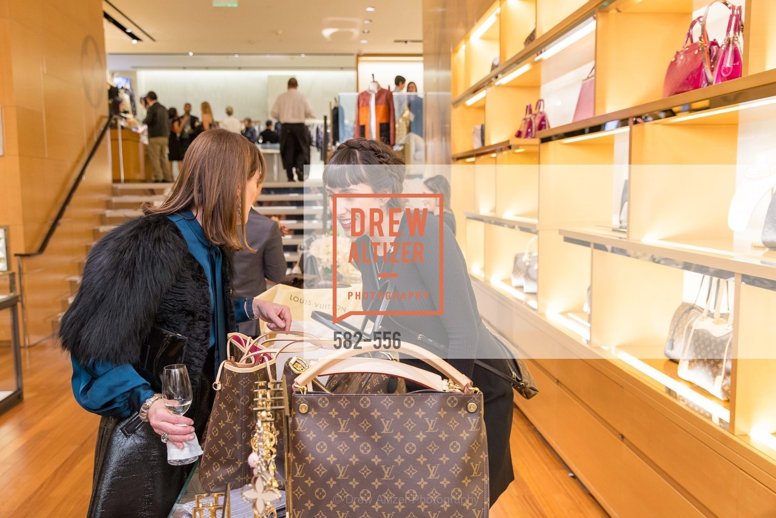 Atmosphere, ELLE and Louis Vuitton Resort 2016, Louis Vuitton. 233 Geary Street, November 19th, 2015,Drew Altizer, Drew Altizer Photography, full-service agency, private events, San Francisco photographer, photographer california